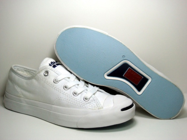 converse - jack purcells - white