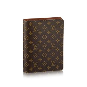 agenda cover - vuitton