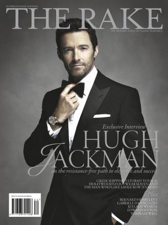 the rake - hugh jackman
