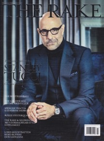the rake - stanley tucci