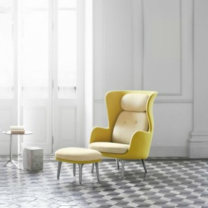 ro chair - yellow