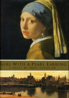 girl with a pearl earring - chevalier