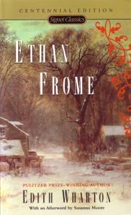 ethan frome - wharton