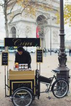 french 23 - crepe cart