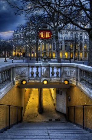 french 29 - paris metro