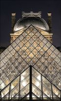 french 28 - pyramid - louvre