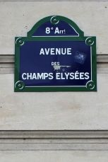 french 35 - champs elysees
