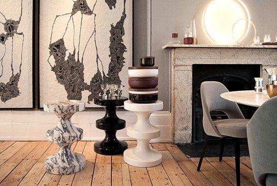 mahdavi stools interior