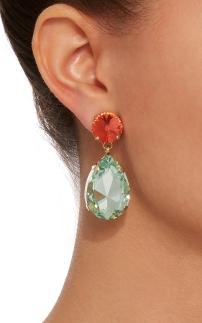 roxanne earring - two