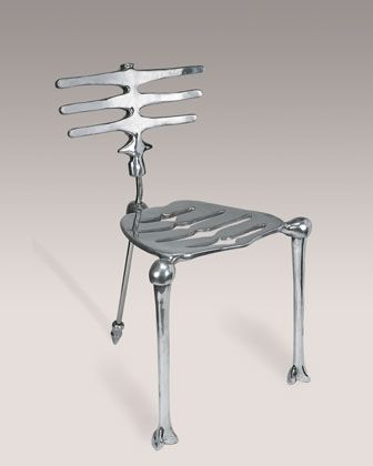 skeleton chair