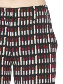 prada lipstick pant - two