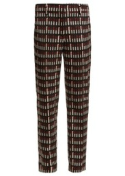 prada lipstick pant - three