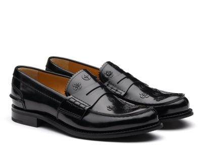 church's loafers - two
