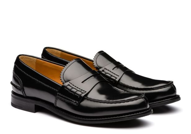 church's loafers - three