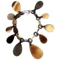 horn bracelet - three