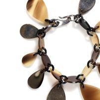 horn bracelet - four