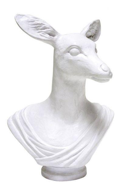 animal bust